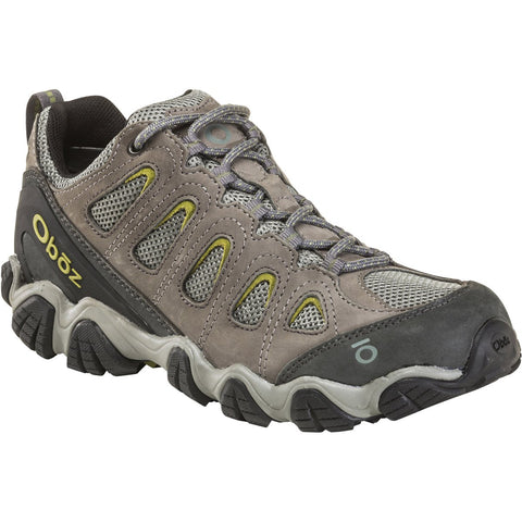 Men's Sawtooth II Low-Oboz-Pewter-8-Uncle Dan's, Rock/Creek, and Gearhead Outfitters