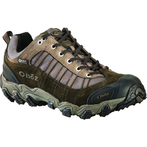 Men's Tamarack Low Waterproof-Oboz-Bungee-8-Uncle Dan's, Rock/Creek, and Gearhead Outfitters