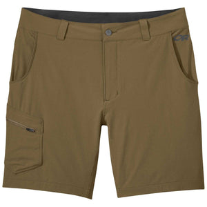"Men's Ferrosi Shorts 8""-Outdoor Research-Coyote-30-Uncle Dan's, Rock/Creek, and Gearhead Outfitters"