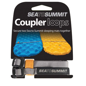 Mat Coupler Kit-Sea to Summit-Grey-Uncle Dan's, Rock/Creek, and Gearhead Outfitters