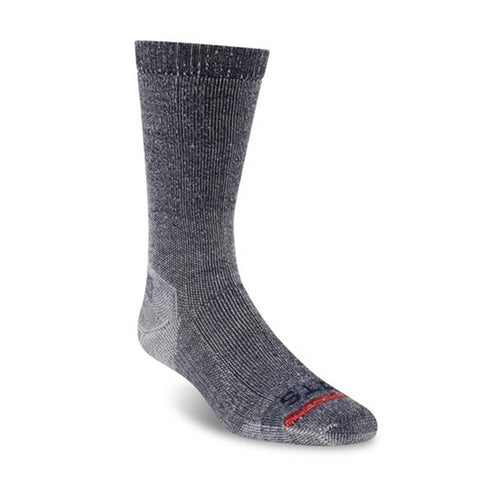 Medium Rugged Crew Socks-FITS-Navy-S-Uncle Dan's, Rock/Creek, and Gearhead Outfitters