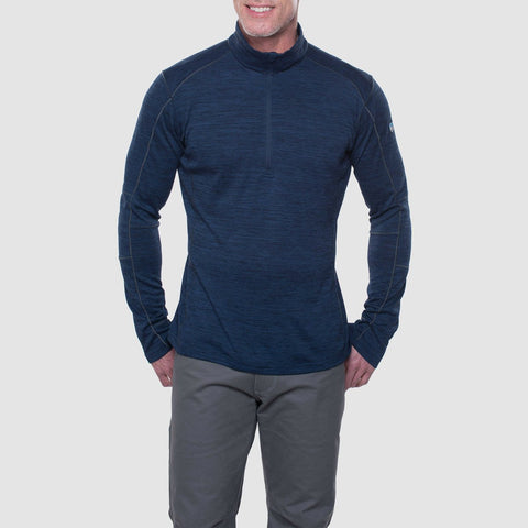 Men's Alloy Sweater-KUHL-Graphite-M-Uncle Dan's, Rock/Creek, and Gearhead Outfitters