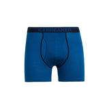 Men's Anatomica Boxers with Fly-Icebreaker-Isle Midnight Navy-S-Uncle Dan's, Rock/Creek, and Gearhead Outfitters