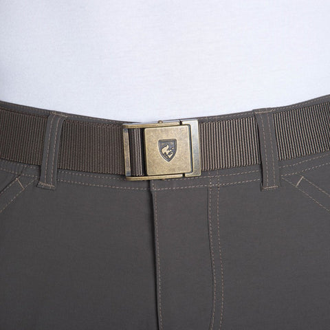 Men's Aviatr Belt-KUHL-Raven-S-Uncle Dan's, Rock/Creek, and Gearhead Outfitters