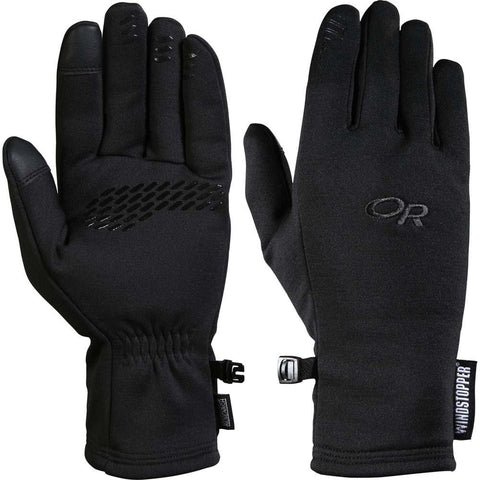 Men's Backstop Sensor Gloves-Outdoor Research-Black-S-Uncle Dan's, Rock/Creek, and Gearhead Outfitters