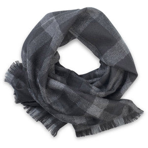 Men's Barlow Scarf-Pistil-Black-Uncle Dan's, Rock/Creek, and Gearhead Outfitters