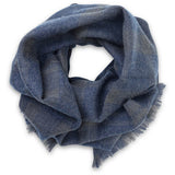 Men's Barlow Scarf-Pistil-Navy-Uncle Dan's, Rock/Creek, and Gearhead Outfitters