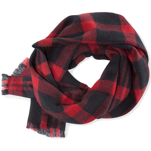 Men's Barlow Scarf-Pistil-Red-Uncle Dan's, Rock/Creek, and Gearhead Outfitters