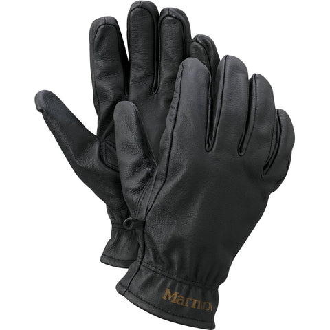 Men's Basic Work Glove-Marmot-Black-L-Uncle Dan's, Rock/Creek, and Gearhead Outfitters
