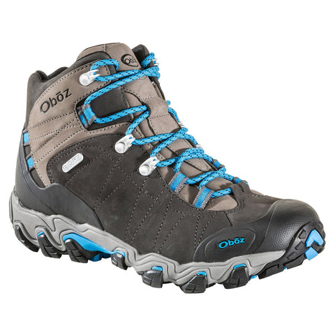 Men's Bridger Mid Waterproof Hiking Boot-Oboz-Sudan-7-Uncle Dan's, Rock/Creek, and Gearhead Outfitters