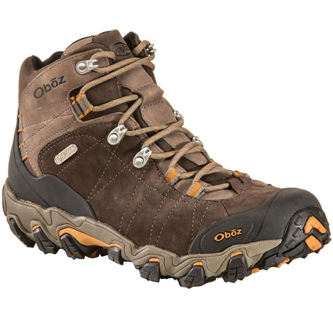 Men's Bridger Mid Waterproof Hiking Boot