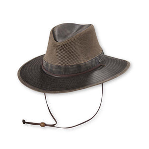 Men's Colton Hat-Pistil-Mushroom-Uncle Dan's, Rock/Creek, and Gearhead Outfitters