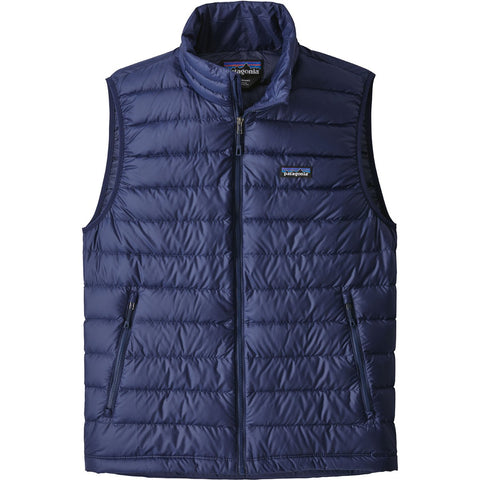 Men's Down Sweater Vest-Patagonia-Black-M-Uncle Dan's, Rock/Creek, and Gearhead Outfitters