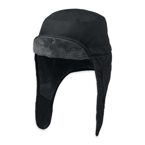 Frostline Hat-Outdoor Research-Black-M-Uncle Dan's, Rock/Creek, and Gearhead Outfitters