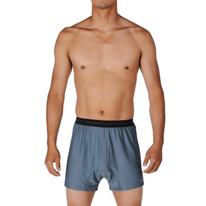 Men's Give-N-Go Boxer-ExOfficio-Charcoal-S-Uncle Dan's, Rock/Creek, and Gearhead Outfitters