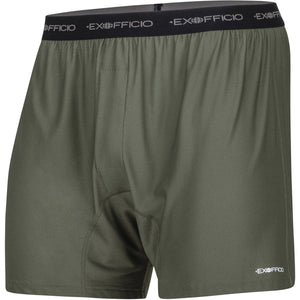 Men's Give-N-Go Boxer-ExOfficio-Nori-S-Uncle Dan's, Rock/Creek, and Gearhead Outfitters