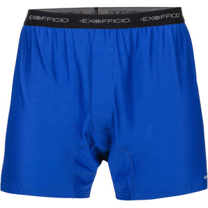 Men's Give-N-Go Boxer-ExOfficio-Royal-S-Uncle Dan's, Rock/Creek, and Gearhead Outfitters