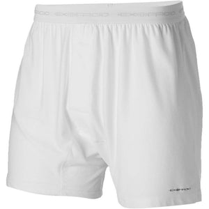 Men's Give-N-Go Boxer-ExOfficio-White-S-Uncle Dan's, Rock/Creek, and Gearhead Outfitters