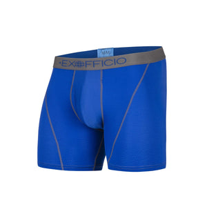 Men's Give-N-Go Sport Mesh 6'' Boxer Brief-ExOfficio-Royal-S-Uncle Dan's, Rock/Creek, and Gearhead Outfitters