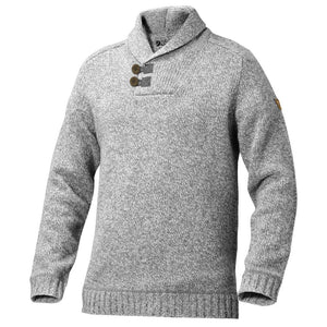 Men's Lada Sweater-Fjallraven-Grey-L-Uncle Dan's, Rock/Creek, and Gearhead Outfitters