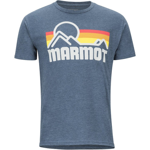 Men's Marmot Coastal Tee Short Sleeve Shirt