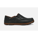 Men's Moloa Slip-On Shoe-OluKai-Black Toffee-7-Uncle Dan's, Rock/Creek, and Gearhead Outfitters