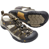 Men's Newport H2 Sandal-KEEN-Raven Aluminum-7.5-Uncle Dan's, Rock/Creek, and Gearhead Outfitters