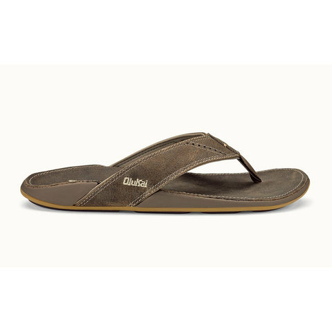 Men's Nui Sandal-OluKai-Rum Rum-8-Uncle Dan's, Rock/Creek, and Gearhead Outfitters