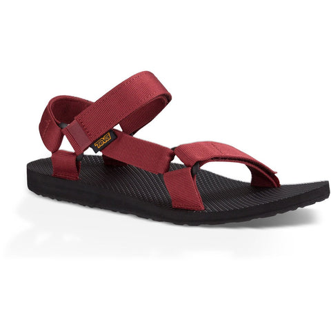 Men's Original Universal Sandal-Teva-Boomerang Black White-8-Uncle Dan's, Rock/Creek, and Gearhead Outfitters
