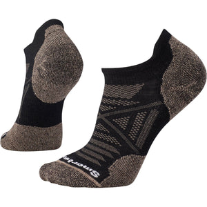 Men's PhD Outdoor Light Micro Socks-Smartwool-Black-M-Uncle Dan's, Rock/Creek, and Gearhead Outfitters