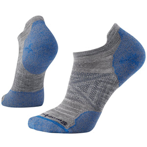Men's PhD Outdoor Light Micro Socks-Smartwool-Light Gray-M-Uncle Dan's, Rock/Creek, and Gearhead Outfitters