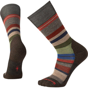 Men's Saturnsphere Socks-Smartwool-Chestnut Fossil-XL-Uncle Dan's, Rock/Creek, and Gearhead Outfitters