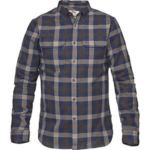 Men's Skog Shirt-Fjallraven-GLACIER GREEN-L-Uncle Dan's, Rock/Creek, and Gearhead Outfitters