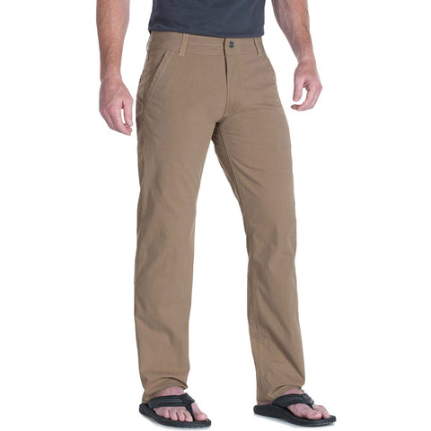 Men's Slax Pant-KUHL-Desert Khaki-28 R-Uncle Dan's, Rock/Creek, and Gearhead Outfitters