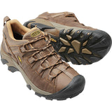 Men's Targhee II Waterproof Hiking Shoe-KEEN-Cascade Brown Brown Sugar-7-Uncle Dan's, Rock/Creek, and Gearhead Outfitters