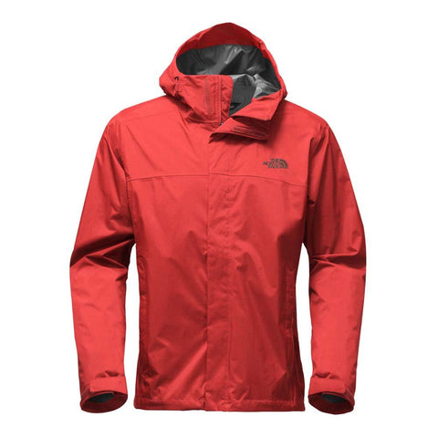 Men's Venture 2 Jacket-The North Face-Cardinal Red Sequoia Red-L-Uncle Dan's, Rock/Creek, and Gearhead Outfitters