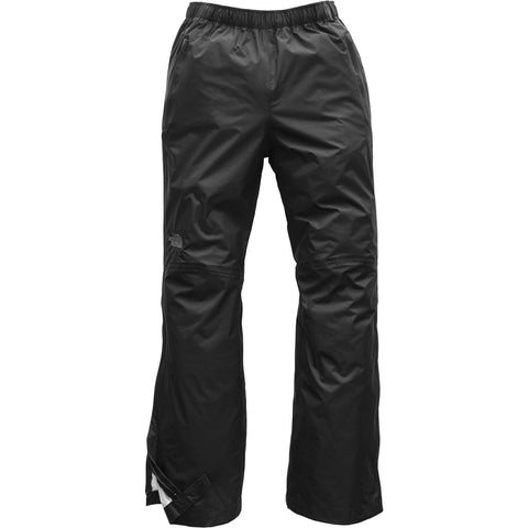 Men's Venture Half Zip Rain Pants-The North Face-TNF Black-S-Uncle Dan's, Rock/Creek, and Gearhead Outfitters