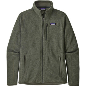 Men's Better Sweater Jacket-Patagonia-Industrial Green-S-Uncle Dan's, Rock/Creek, and Gearhead Outfitters