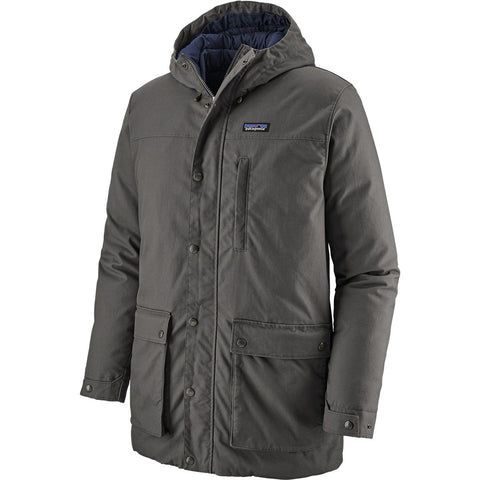 Men's Maple Grove Down Parka - Clearance-Patagonia-New Navy-S-Uncle Dan's, Rock/Creek, and Gearhead Outfitters