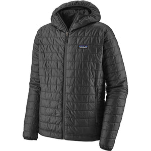 Men's Nano Puff Hoody-Patagonia-Forge Grey-L-Uncle Dan's, Rock/Creek, and Gearhead Outfitters