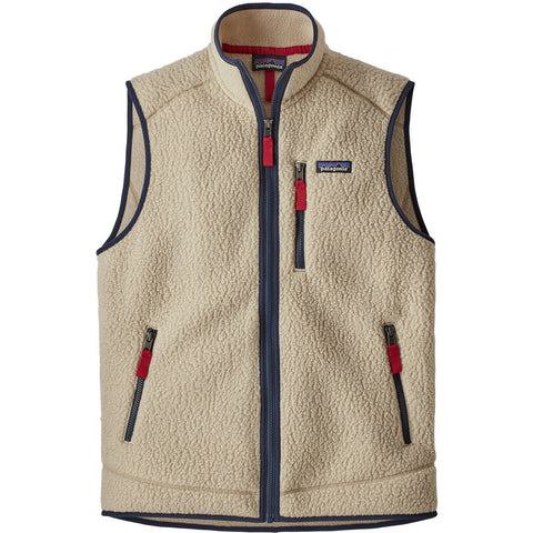 Men's Retro Pile Vest-Patagonia-El Cap Khaki-M-Uncle Dan's, Rock/Creek, and Gearhead Outfitters