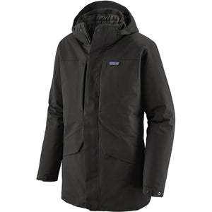 Men's Tres 3-In-1 Parka-Patagonia-Black-L-Uncle Dan's, Rock/Creek, and Gearhead Outfitters