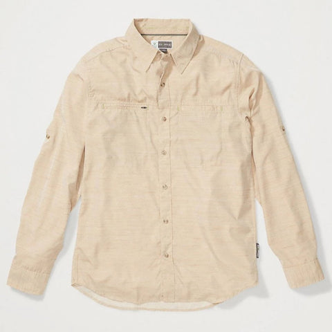 Men's Bugsaway San Gil Long-Sleeve Shirt-ExOfficio-Scotch-M-Uncle Dan's, Rock/Creek, and Gearhead Outfitters