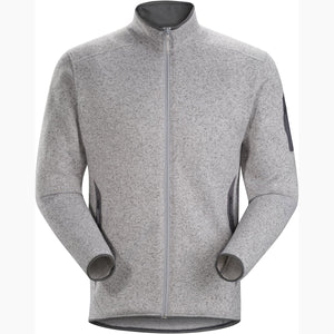Men's Covert Cardigan-Arc'teryx-Pegasus Heather-XXL-Uncle Dan's, Rock/Creek, and Gearhead Outfitters