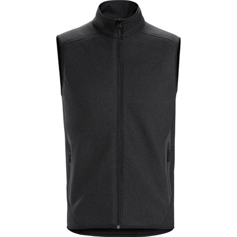 Men's Covert Vest-Arc'teryx-Black Heather-XL-Uncle Dan's, Rock/Creek, and Gearhead Outfitters