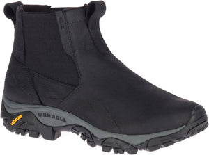 Men's Moab Adventure Chelsea Polar Waterproof-Merrell-Black-10-Uncle Dan's, Rock/Creek, and Gearhead Outfitters