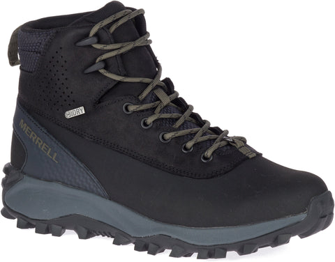 Men's Thermo Kiruna Mid Shell Waterproof-Merrell-Black-10-Uncle Dan's, Rock/Creek, and Gearhead Outfitters