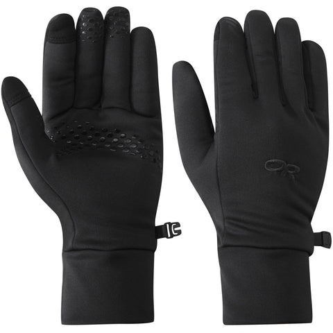 Men's Vigor Heavyweight Sensor Gloves-Outdoor Research-Charcoal Heather-M-Uncle Dan's, Rock/Creek, and Gearhead Outfitters