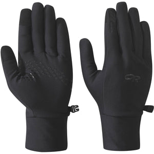 Men's Vigor Lightweight Sensor Gloves-Outdoor Research-Black-M-Uncle Dan's, Rock/Creek, and Gearhead Outfitters
