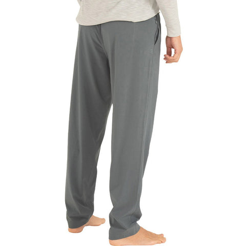 Free Fly Men's Breeze Pant-MBZP_Blue Dusk